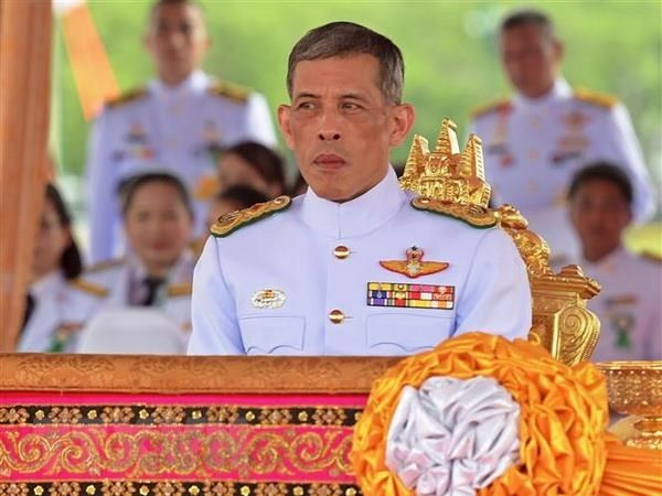 Thailand prepares to crown King Maha Vajiralongkorn hinh anh 1