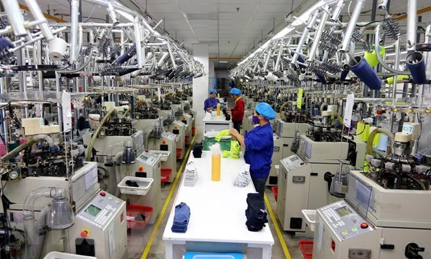 Higher PMI signals improved health of manufacturing sector: survey hinh anh 1