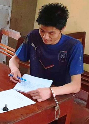 Criminal proceedings launched against school murderer in Thanh Hoa hinh anh 1