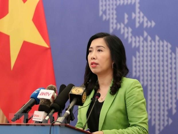 We are glad that Doan Thi Huong is reunited with family: Ministry hinh anh 1