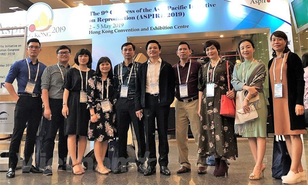 Vietnam attends Asia-Pacific reproduction congress in Hong Kong hinh anh 1