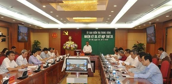 Transport Ministry's Party committee confirmed to have committed serious violations hinh anh 1