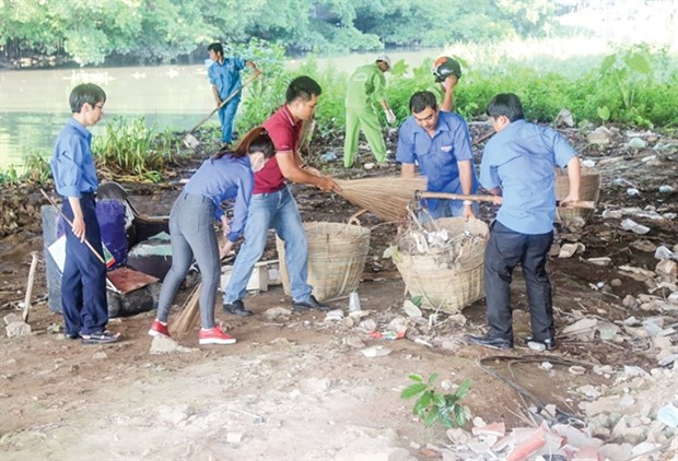 Can Tho city targets treatment of all solid waste hinh anh 1