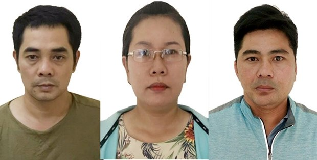 Five prosecuted for sending Vietnamese to work illegally in Taiwan hinh anh 1