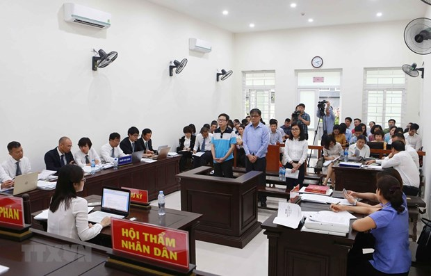 Hanoi court begins trial on power-abusing case at PVEP hinh anh 1