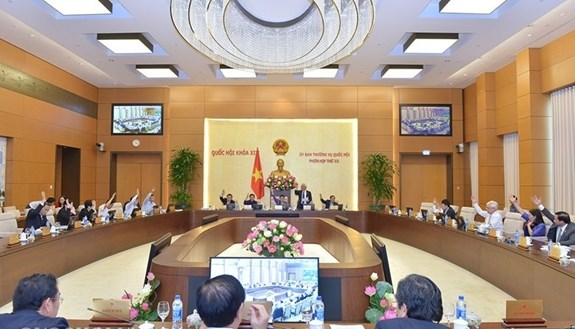 NA Standing Committee to hold 34th session from May 8-10 hinh anh 1