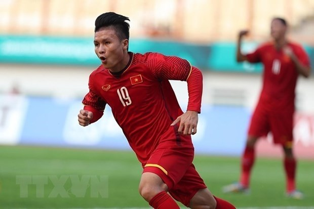 Vietnamese player named in top five at AFC Cup 2019 qualifiers hinh anh 1