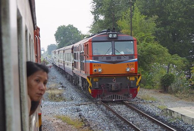 Thailand develops railway to boost economic development hinh anh 1