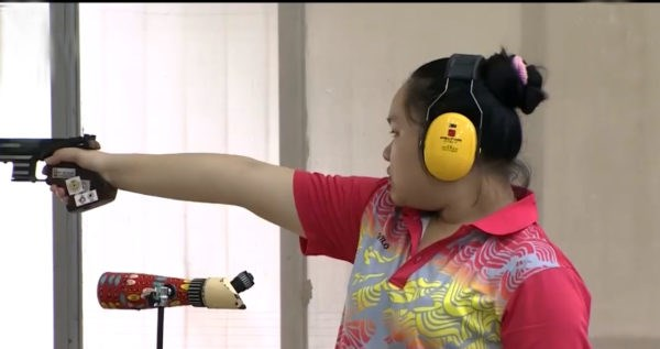 Two national records set in 2019 shooting tournament hinh anh 1
