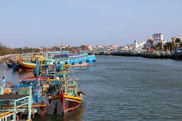 Ca Mau speeds up monitoring devices installation on fishing vessels hinh anh 1