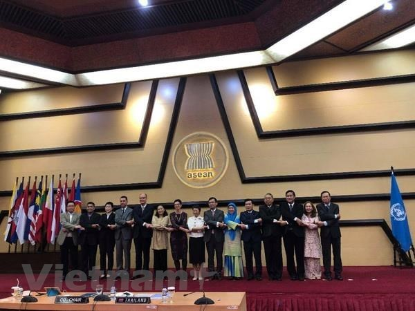 ASEAN, UN review cooperation until 2020 hinh anh 1