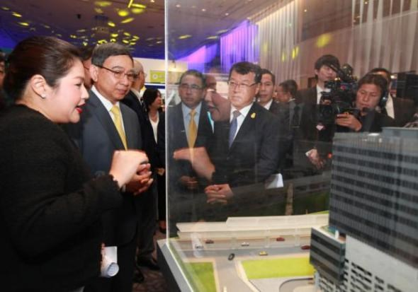 China, Japan likely to join smart city development in Thailand hinh anh 1