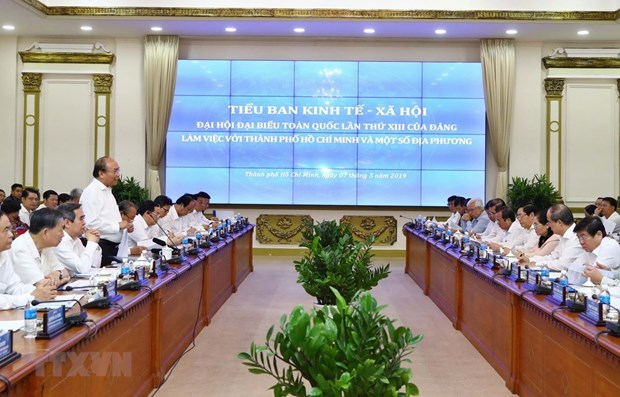 Southern localities urged to draw out development lessons hinh anh 1