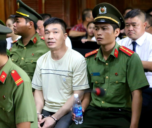 Trial opened for major drug trafficking, production ring hinh anh 1