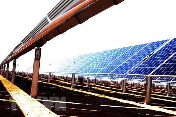 An Giang: solar power plant to join grid in June hinh anh 1
