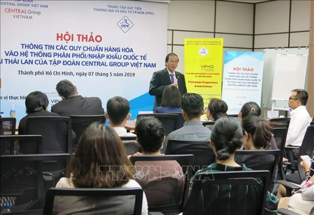 Firms need solid strategies to boost exports to Thailand hinh anh 1