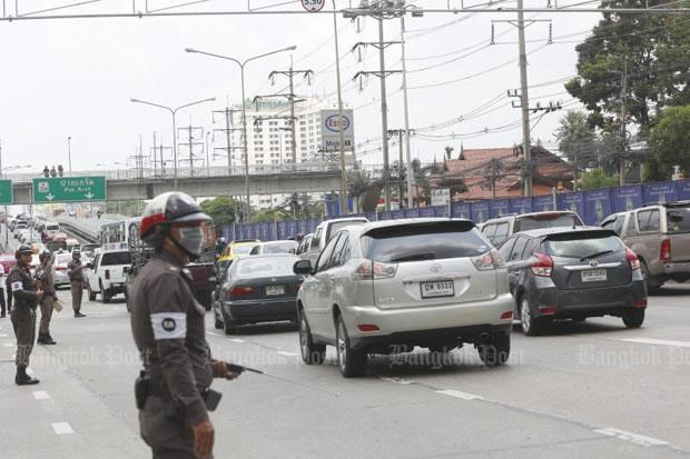 Thailand to adopt tough point-based driving penalties hinh anh 1