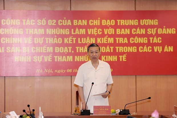 Financial sector makes efforts in anti-corruption hinh anh 1
