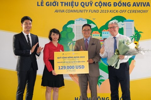 First digital-platform CSR launched in HCM City hinh anh 1