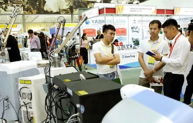 Vietnam Medi-Pharm Expo opens in Hanoi hinh anh 1