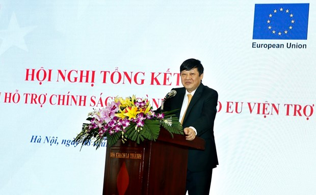 EU-funded programme helps improve Vietnam's health sector hinh anh 1