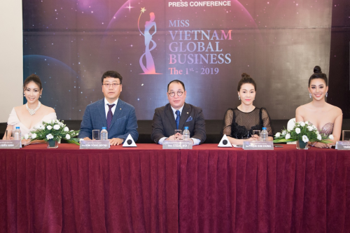 Miss Vietnam Global Business to be held in RoK in June hinh anh 1