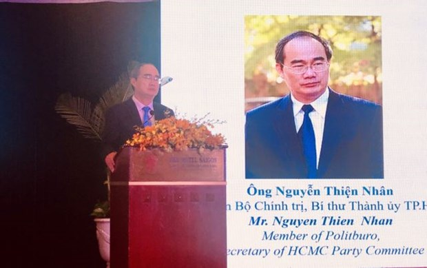HCM City seeks investments for infrastructure hinh anh 1