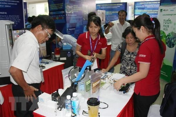 Technologies for agricultural sector showcased at Techmart 2019 hinh anh 1