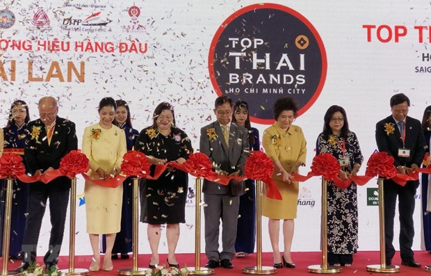 Top Thai Brands exhibition 2019 underway in HCM City hinh anh 1