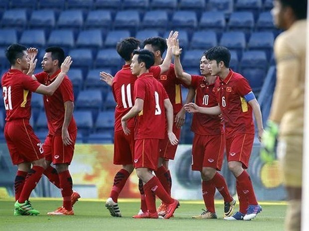 Vietnam to meet Thailand in King's Cup's opener hinh anh 1