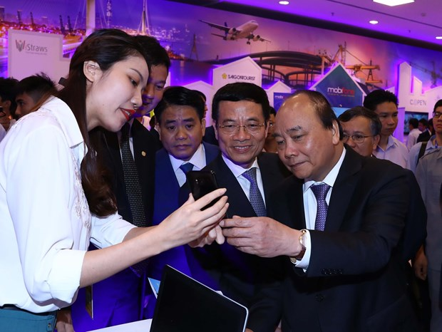 Technology – key driver to turn VN into developed nation: PM hinh anh 1
