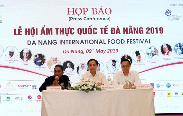 World-class chefs to gather at Da Nang Int'l Food Festival hinh anh 1