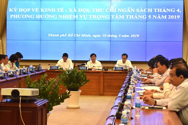 HCM City aims to accelerate administrative reform hinh anh 1
