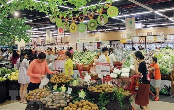 HCM City's retail, services sales up 14.4 percent hinh anh 1