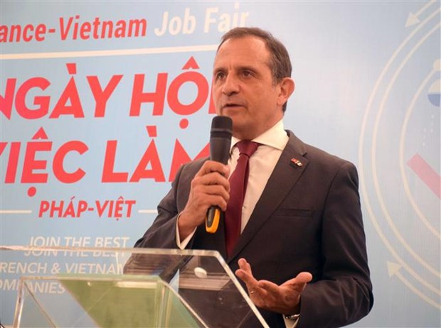 Vietnam-France career day to offer chances for skilled workers hinh anh 1