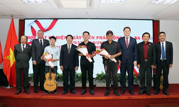 Poland's Constitution Day marked in HCM City hinh anh 1