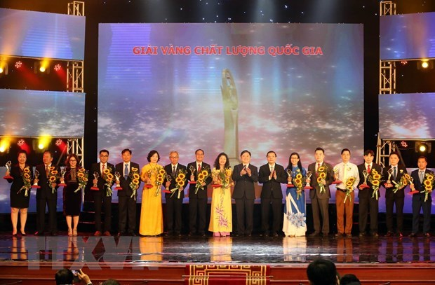 National quality awards to honour 75 businesses hinh anh 1