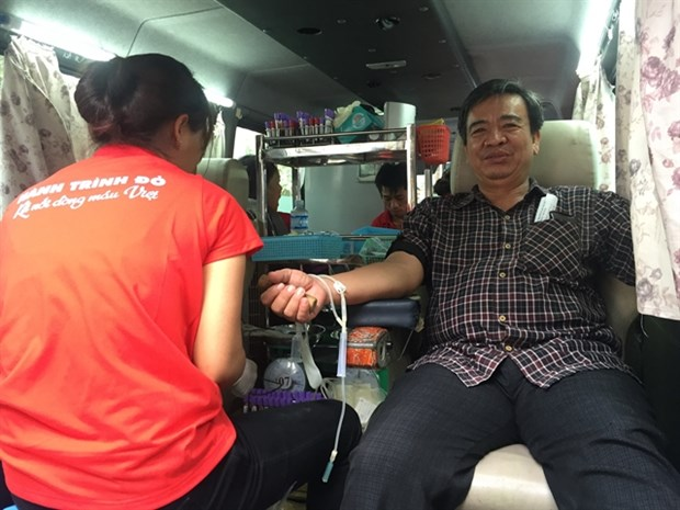 HCM City seeks 260,000 voluntary blood donors hinh anh 1