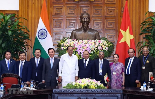 Vietnam welcomes India's investment: Prime Minister hinh anh 1
