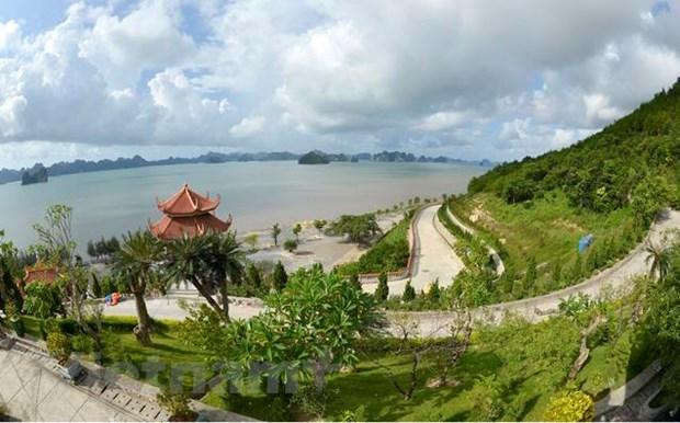 Photo exhibition features Vietnamese pagodas hinh anh 1