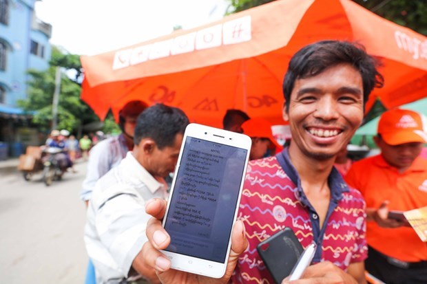 Mytel becomes third biggest telecoms operator in Myanmar hinh anh 1