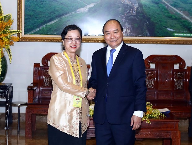 Prime Minister receives UN Under-Secretary-General hinh anh 1