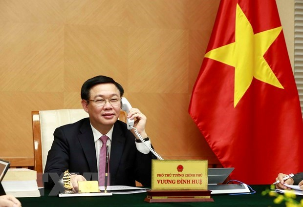 Vietnam attaches importance to relations with US: Deputy PM hinh anh 1