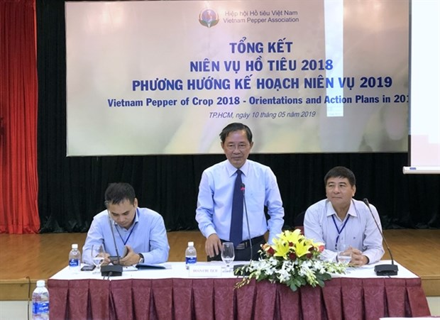 Vietnam Pepper Association not hopeful of global price recovery hinh anh 1