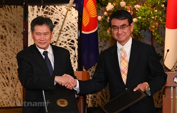 ASEAN, Japan agree to step up technical cooperation hinh anh 1