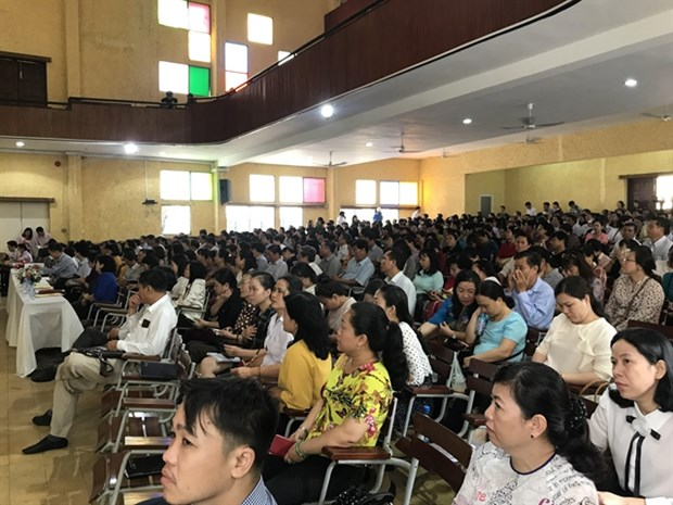 HCM City strengthens food safety measures at schools hinh anh 1
