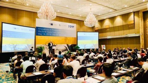 German machinery firms seek opportunities in Vietnam hinh anh 1