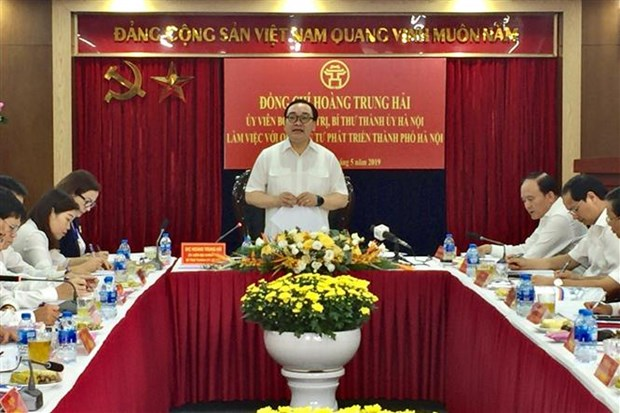 Hanoi development fund looks to more efficient operation hinh anh 1