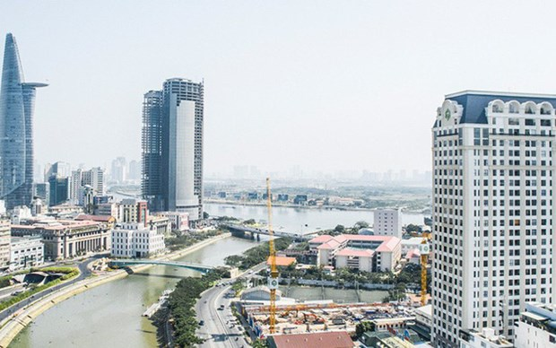 HCM City: 46.8 percent of FDI goes to property sector hinh anh 1
