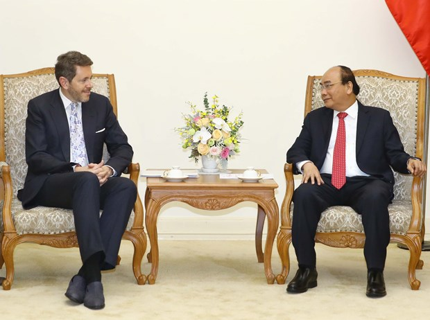 Prime Minister urges Austrian firms to invest in Vietnam hinh anh 1